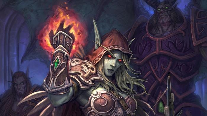 World of Warcraft, Sylvanas Windrunner