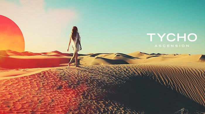 tycho, ISO50, cyan, landscape, pink, red, gray, violet, roygbiv, desert, girl outdoors, orange, purple, blue
