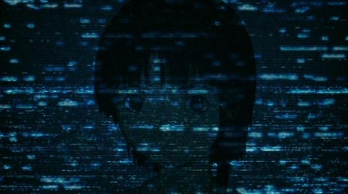 Lain Iwakura, Serial Experiments Lain, static, looking at viewer