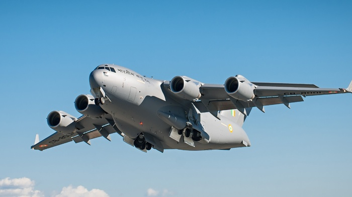 Indian Air Force, Boeing C, 17 Globemaster III