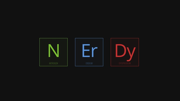 nerds, science, simple background, minimalism
