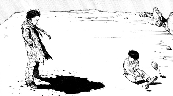 Akira, manga, Monochrome Factor, katsuhiro otomo