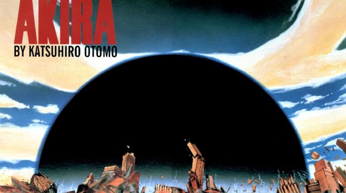 Akira, manga, katsuhiro otomo