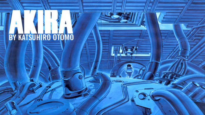 katsuhiro otomo, Akira, anime