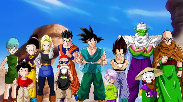 Dragon Ball Z, anime, Dragon Ball