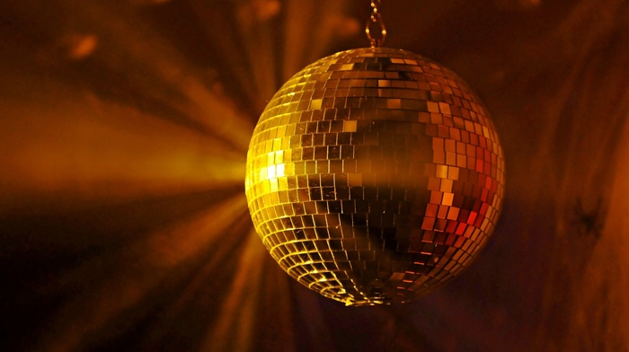 disco balls, disco, music, lights