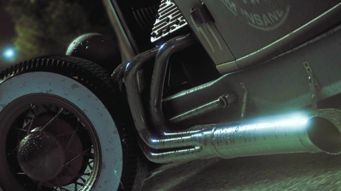 Hot Rod, CGI, custom, Ford, Need for Speed, car, Rat Rod