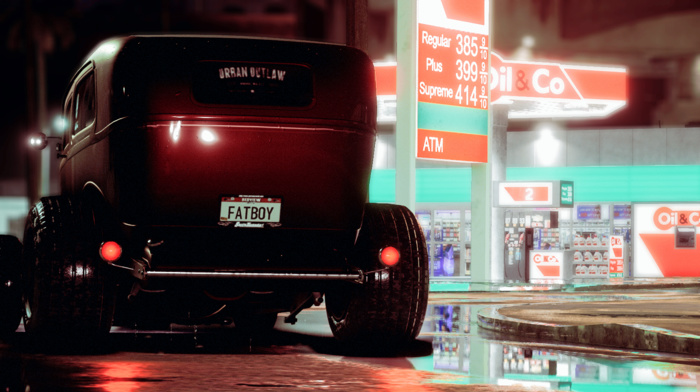 custom, Hot Rod, photography, Ford, car, Need for Speed, Rat Rod