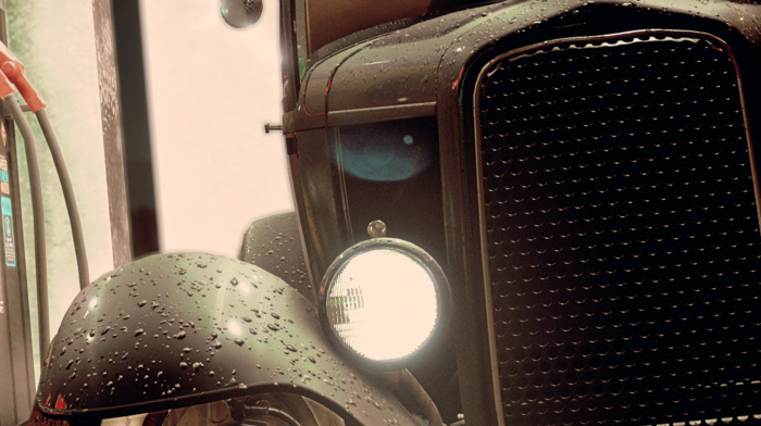 Rat Rod, car, custom, Ford, Hot Rod, photography, Need for Speed