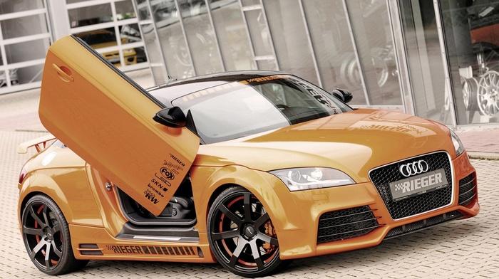 Audi TT, car, Audi, tuning