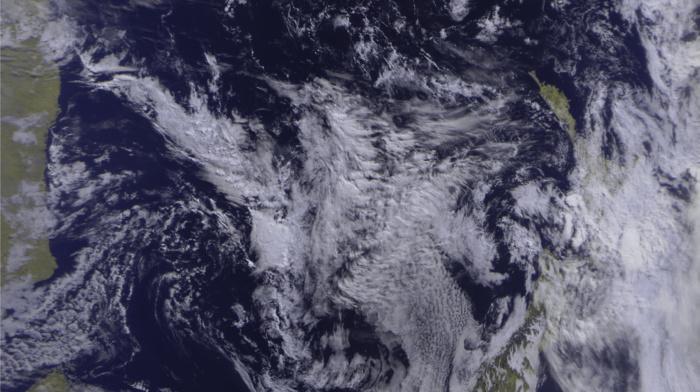 Australia, satellite imagery, Tasman Sea, Meteor, M N2, space, New Zealand