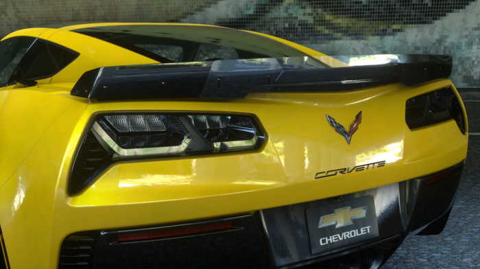 Driveclub, video games, Chevrolet, Chevrolet Corvette Z06