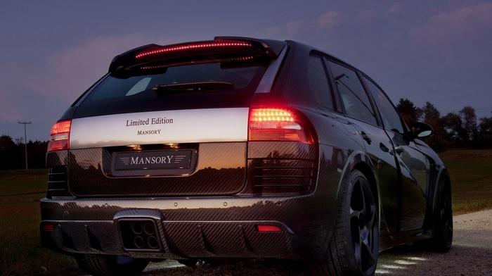 Mansory, car