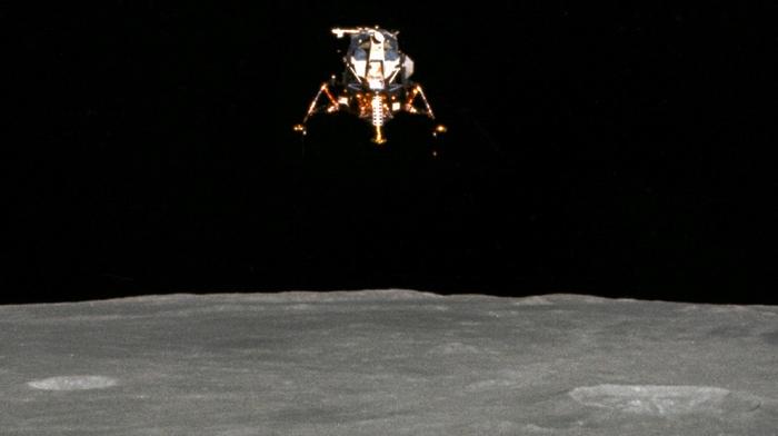 Apollo, moon, Rover, stone, white, North America, spacesuit, space, NASA, black, Earth