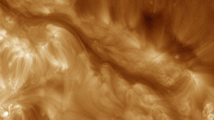 orange, black, yellow, fire, explosion, gold, NASA, stars, space, Sun