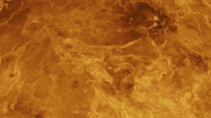 crater, black, brown, NASA, space, Venus, planet, gold