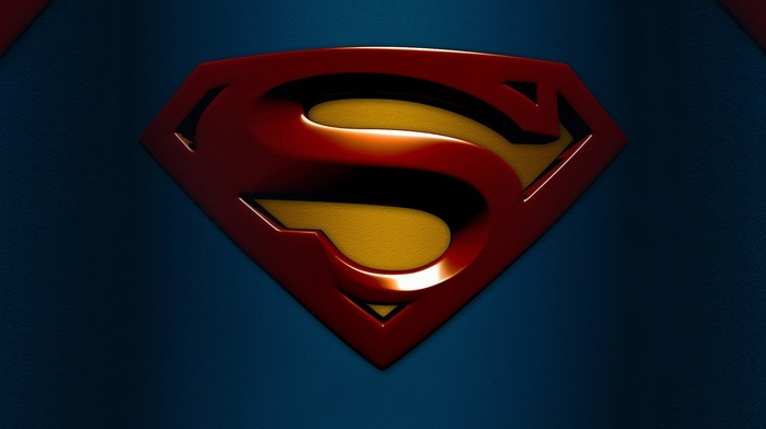 DC Comics, logo, Superman