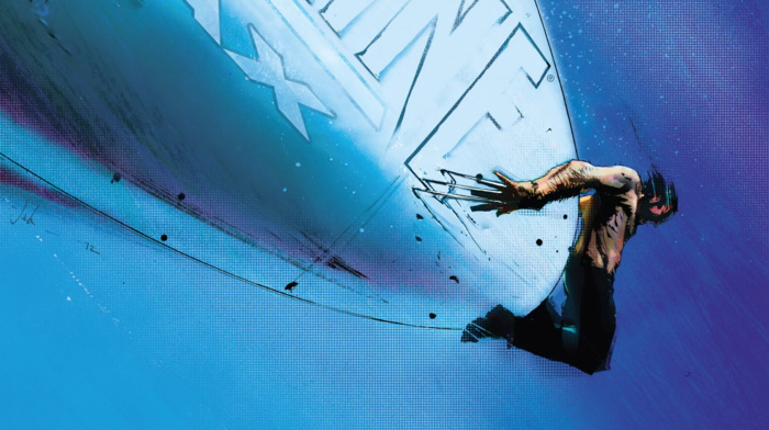 digital art, Wolverine, x, men