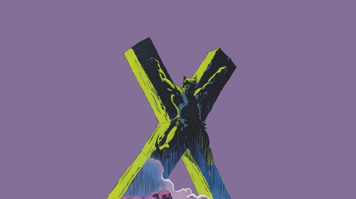 Wolverine, x, men, digital art