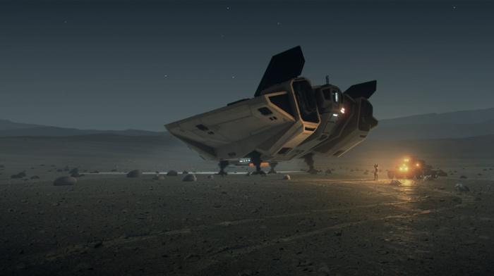 space, science fiction, Elite Dangerous
