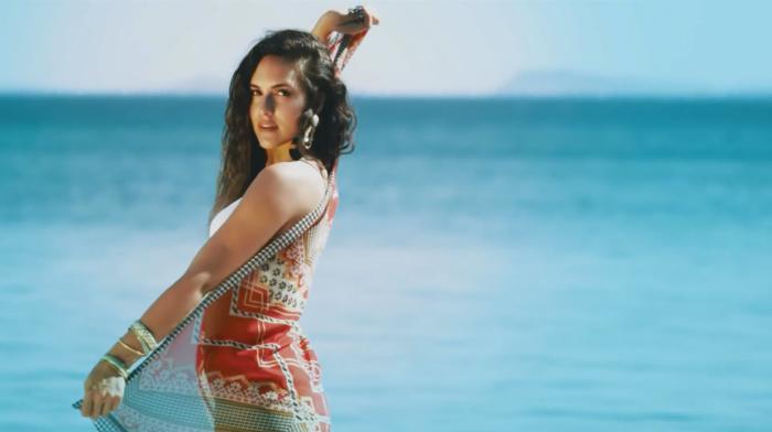 daylight, girl, sea, Lana Jurcevic