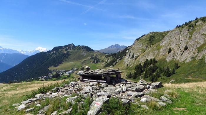 mountains, Rideralp, Switzerland, Aletsch Glacier