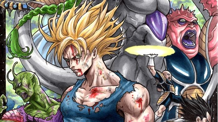 Dragon Ball, Dragon Ball Z, anime