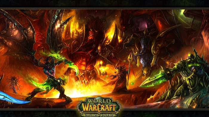 video games, World of Warcraft