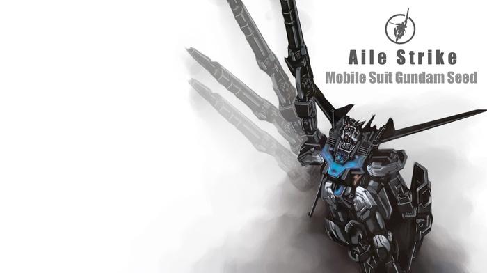 gundam, mech, Mobile Suit Gundam SEED, robot