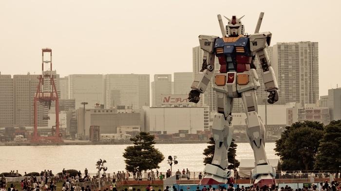 Japan, mech, robot, gundam