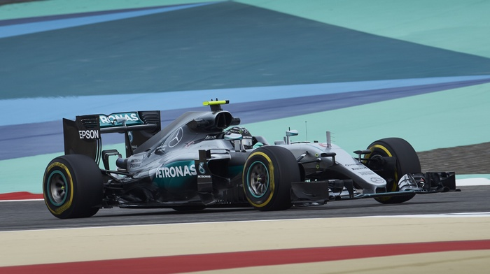 Formula 1, Nico Rosberg, Mercedes F1