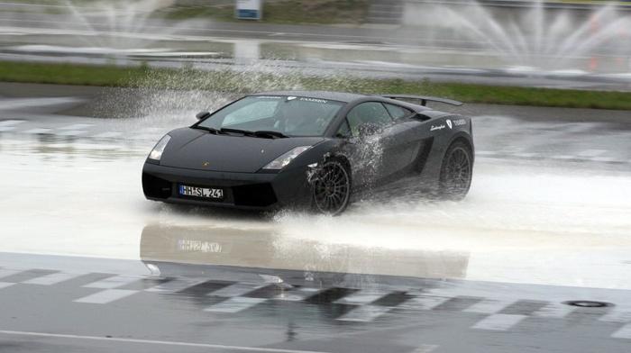 Lamborghini Gallardo, car, Lamborghini
