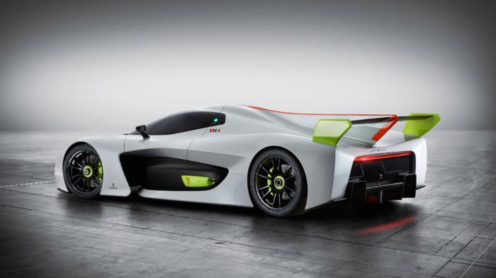 electric car, concept cars, Pininfarina H2 Speed, car, vehicle