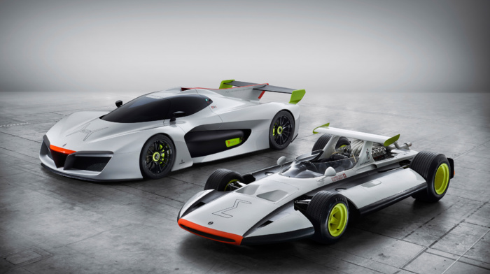 vehicle, car, Pininfarina Sigma, electric car, concept cars, Pininfarina H2 Speed