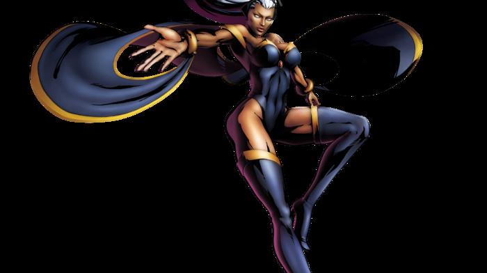 Storm character, x, men, Marvel vs. Capcom 3, Marvel vs. Capcom 3 Fate of Two Worlds