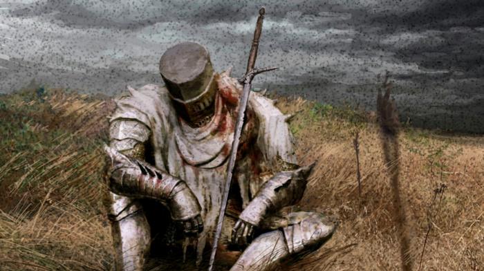 video games, Heide Knight Painting, Dark Souls, Dark Souls III, dark souls ii