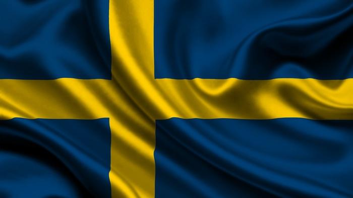 flag, Sweden