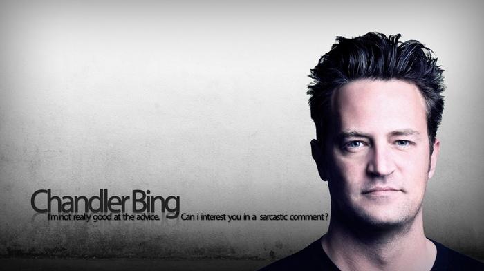 Friends, Matthew Perry, Chandler Bing