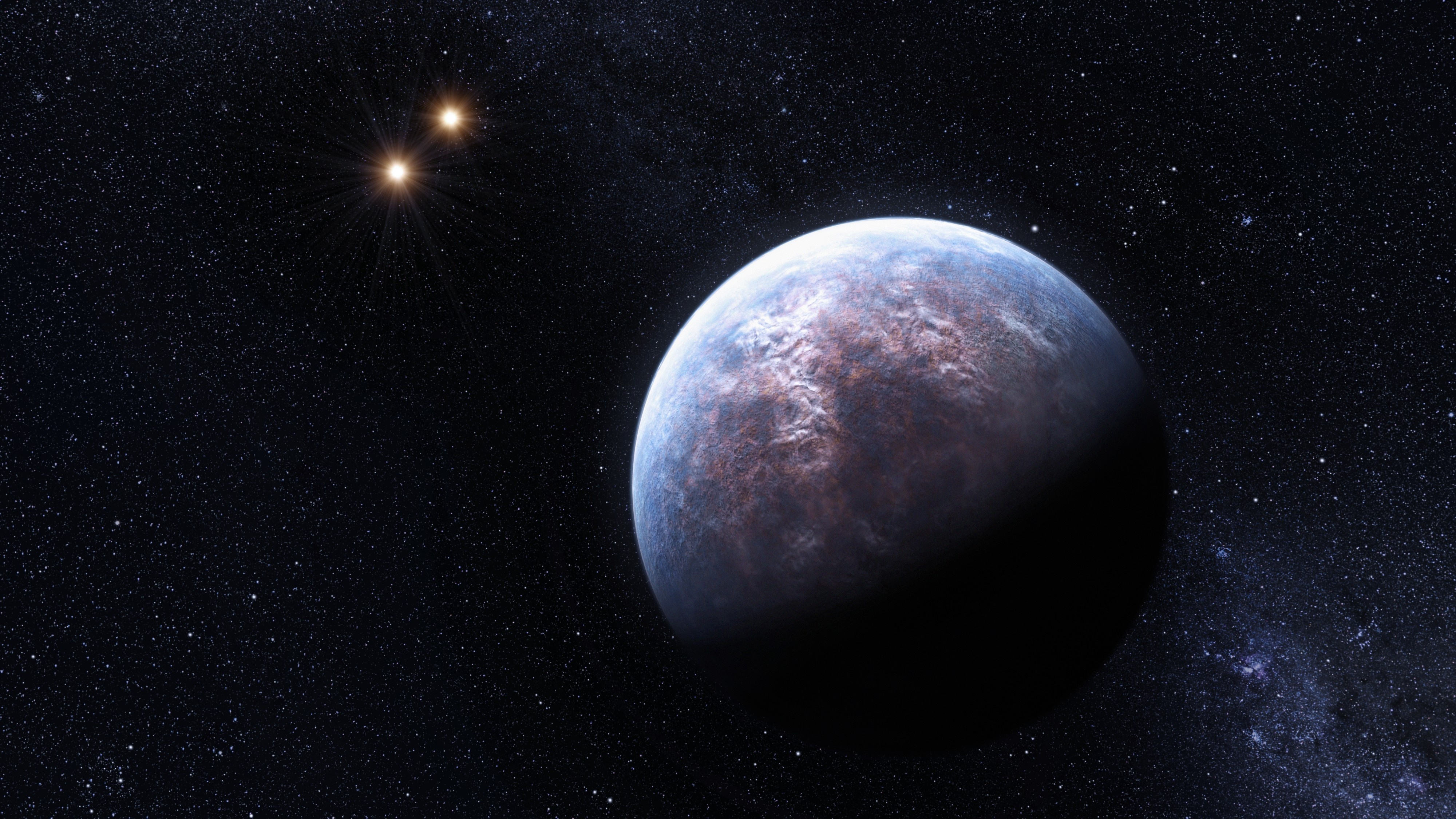 extrasolar planets They are out there the last few years has seen the development of technologies that allows astronomers to discover planets around other distant stars.