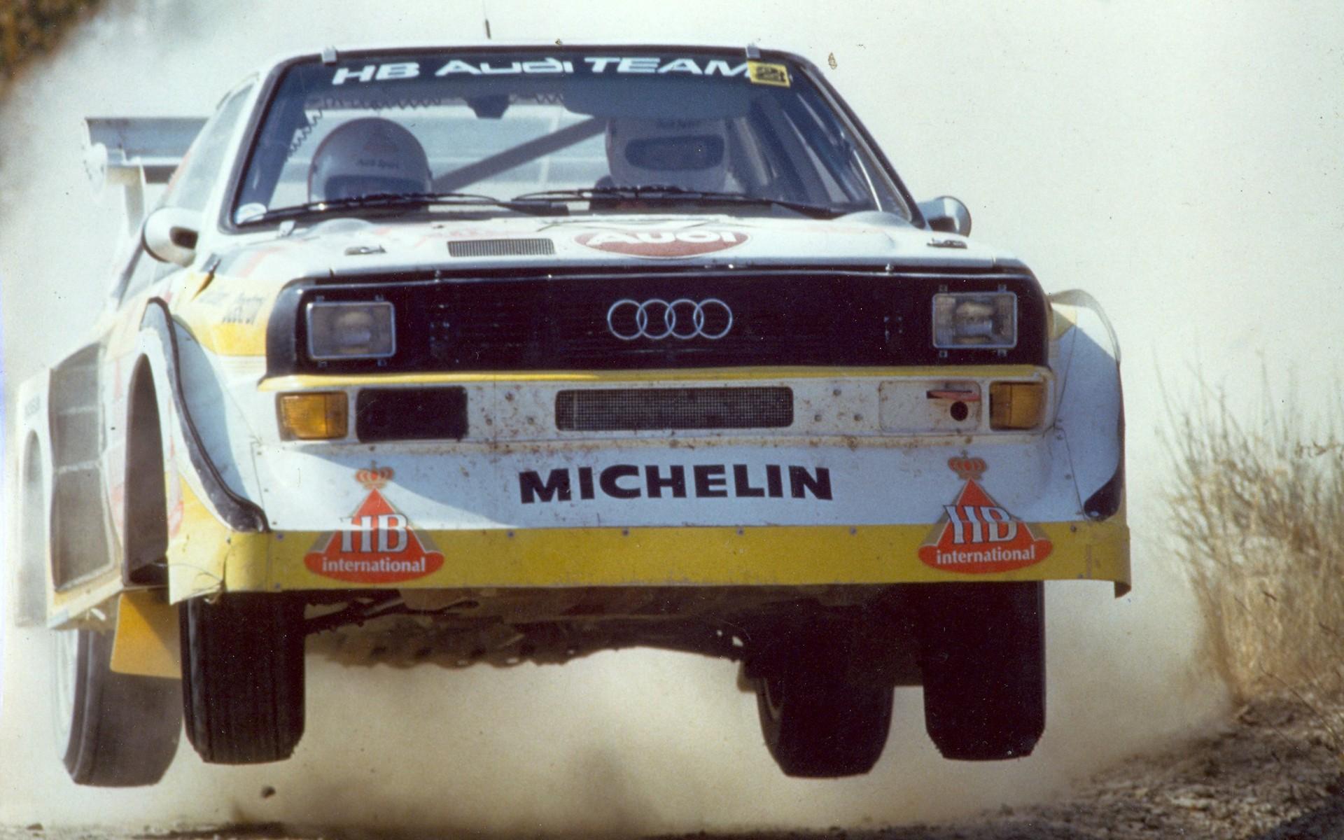 Audi, Audi Sport Quattro S1, rally cars, old car, car, sports car ...