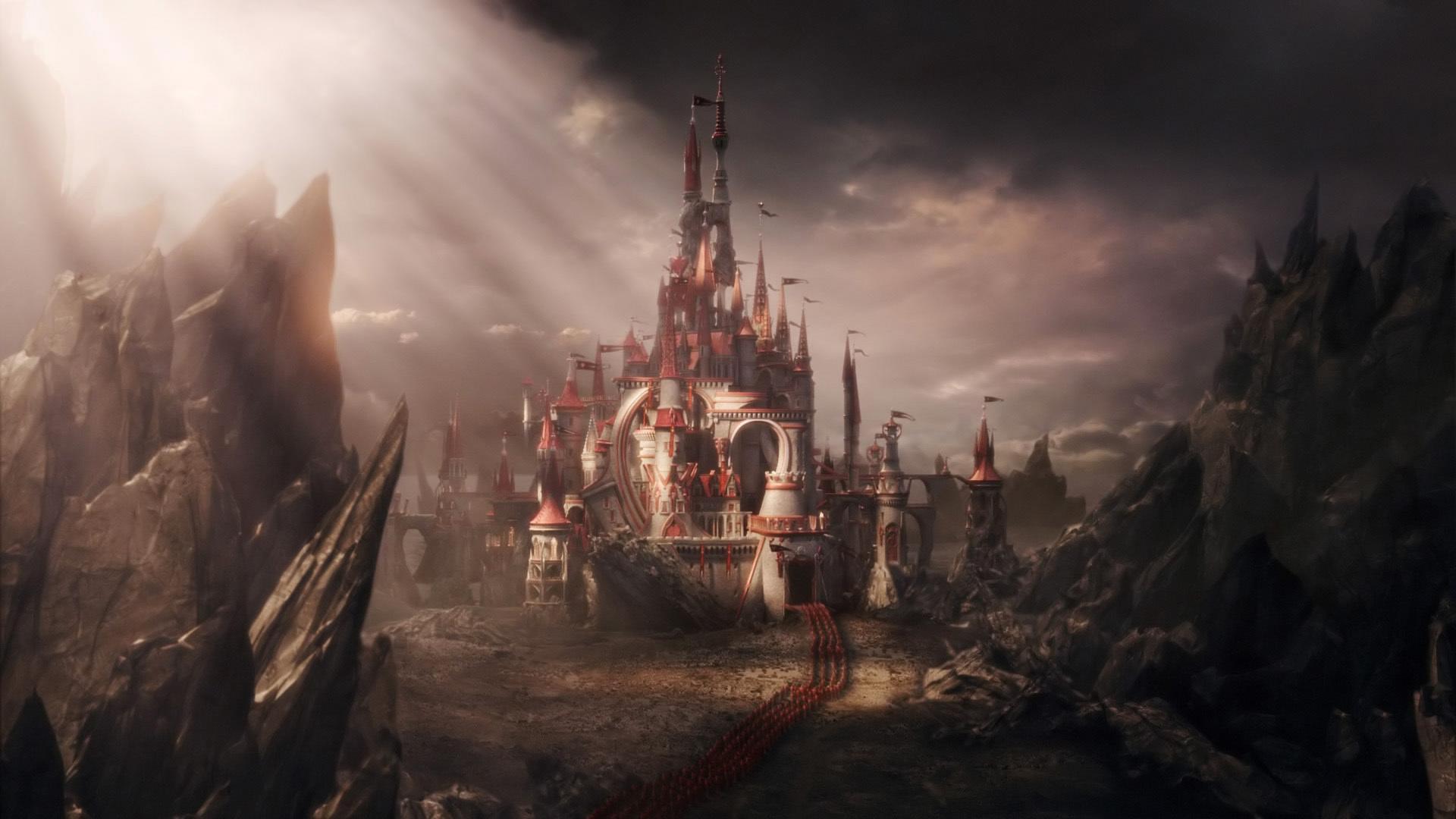 Castle Army 3D
