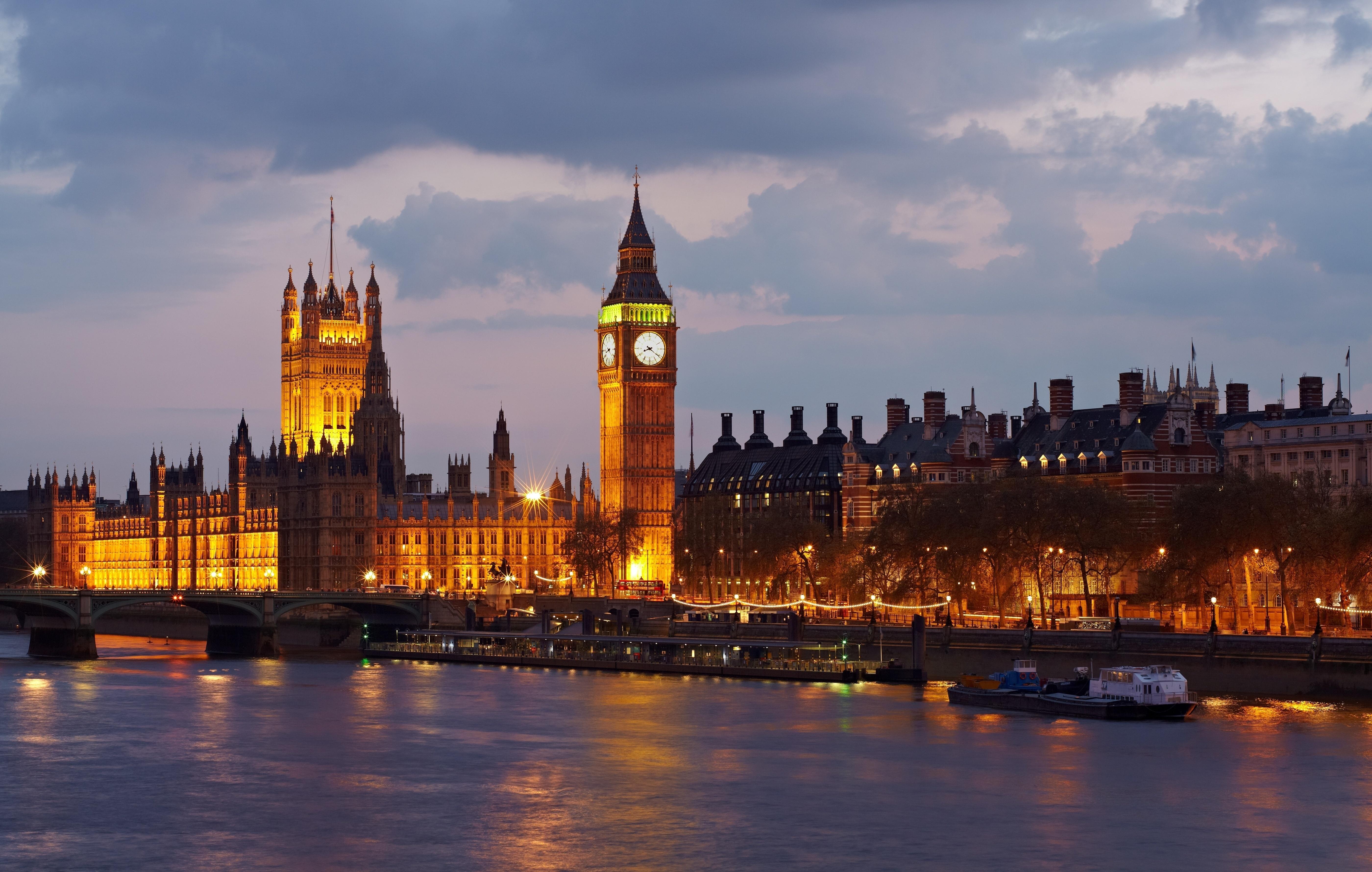 England landscape city