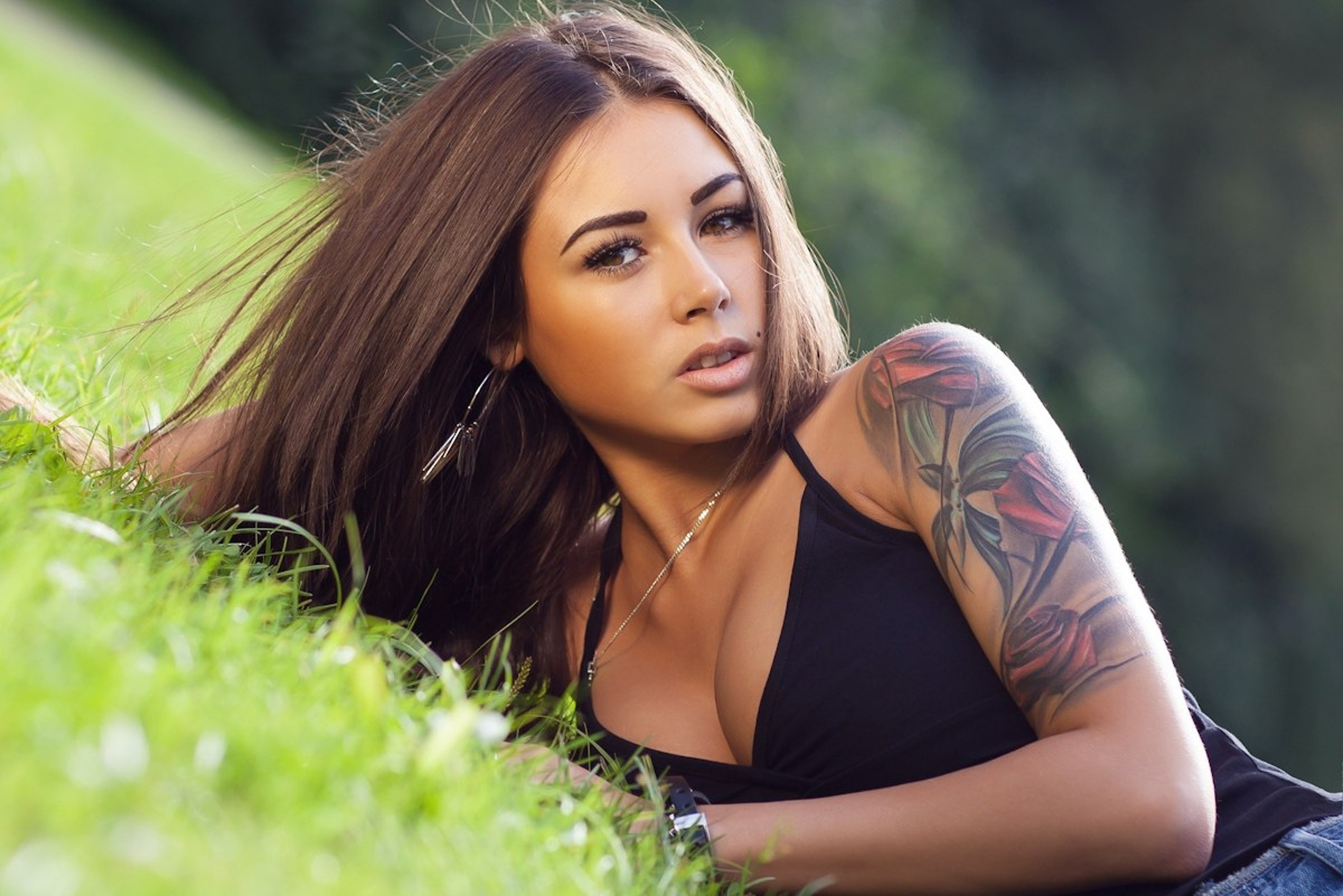 Самые красивые русские девушки в фотографиях 11 фотография