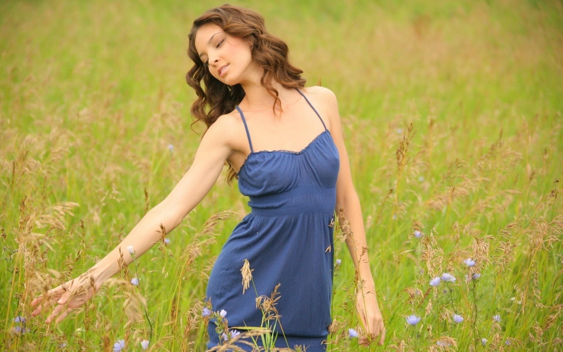 Природа девушки фото 3 фотография