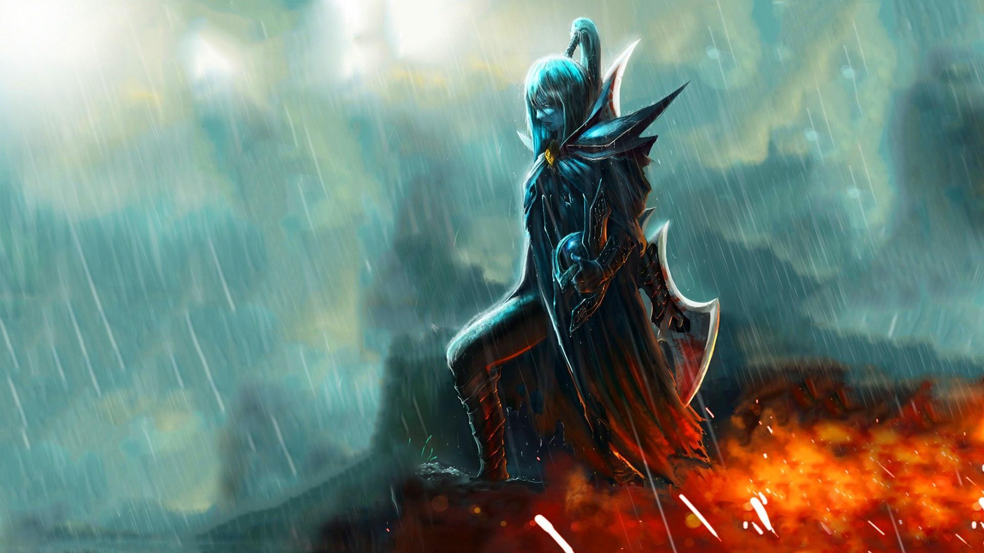 Dota 2 Phantom Assassin Download Wallpaper