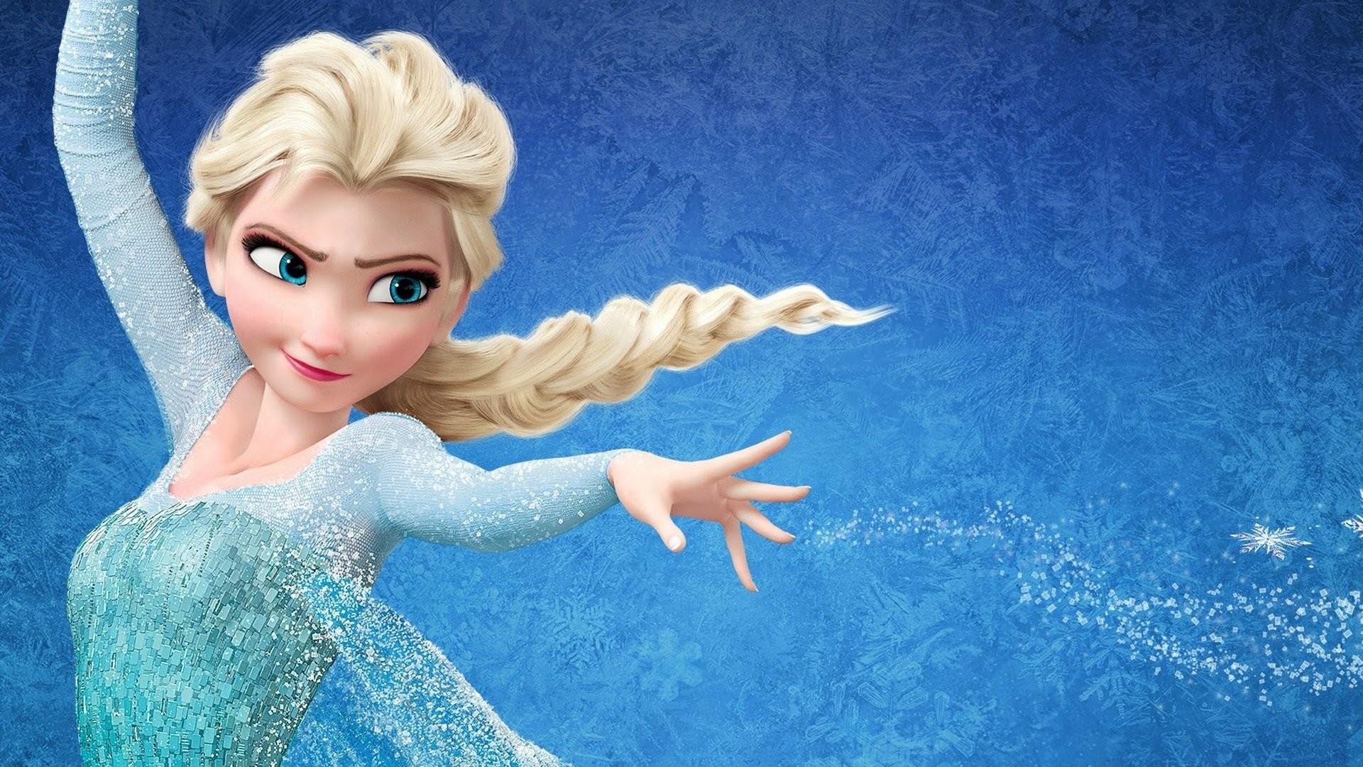 Movies Frozen Movie Princess Elsa