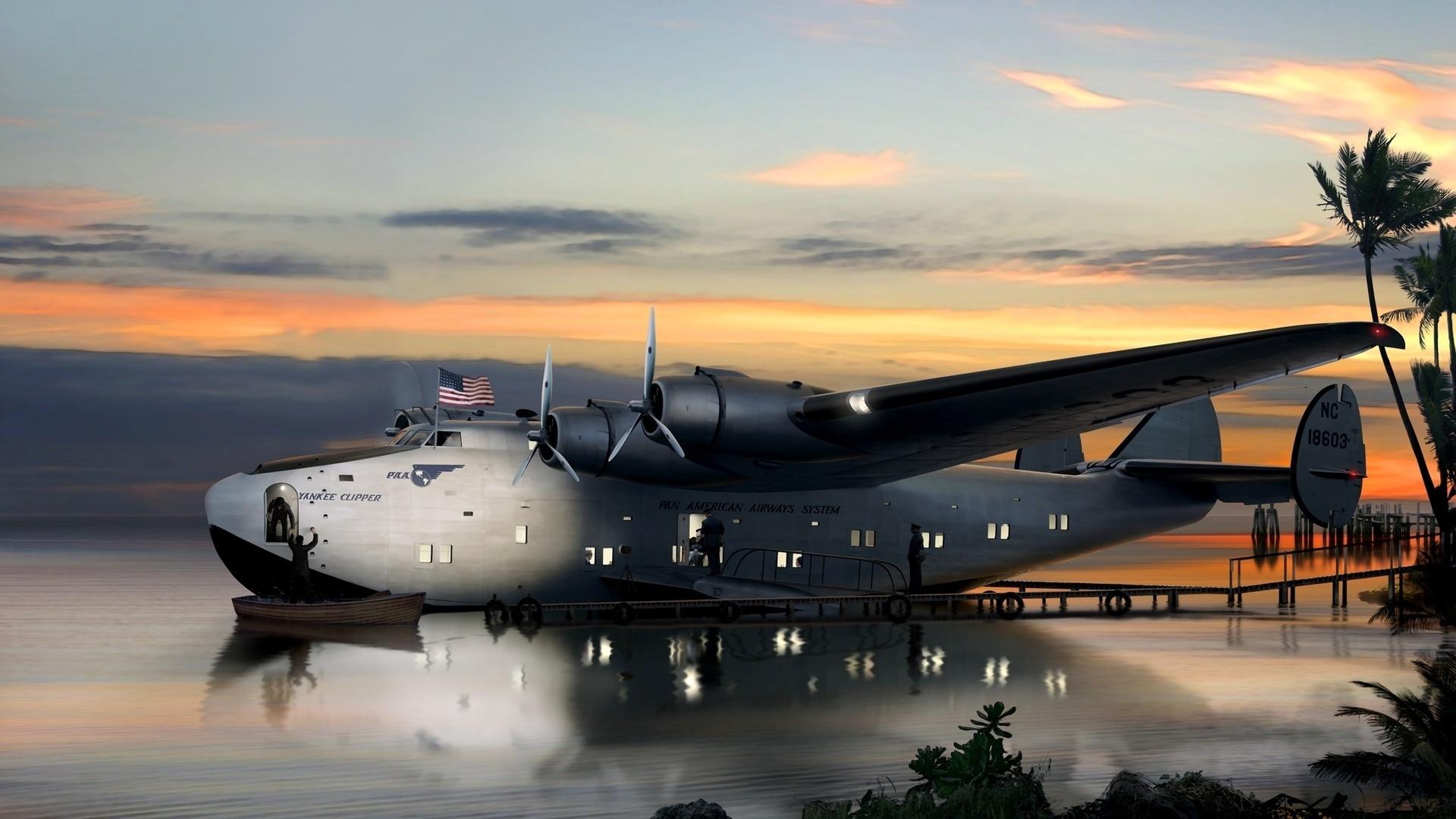 авиация лодки