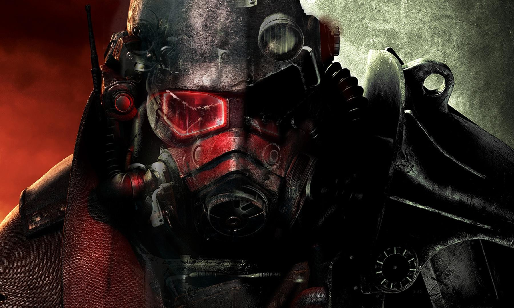 Fallout New Vegas Power Armor Brotherhood Of Steel NCR