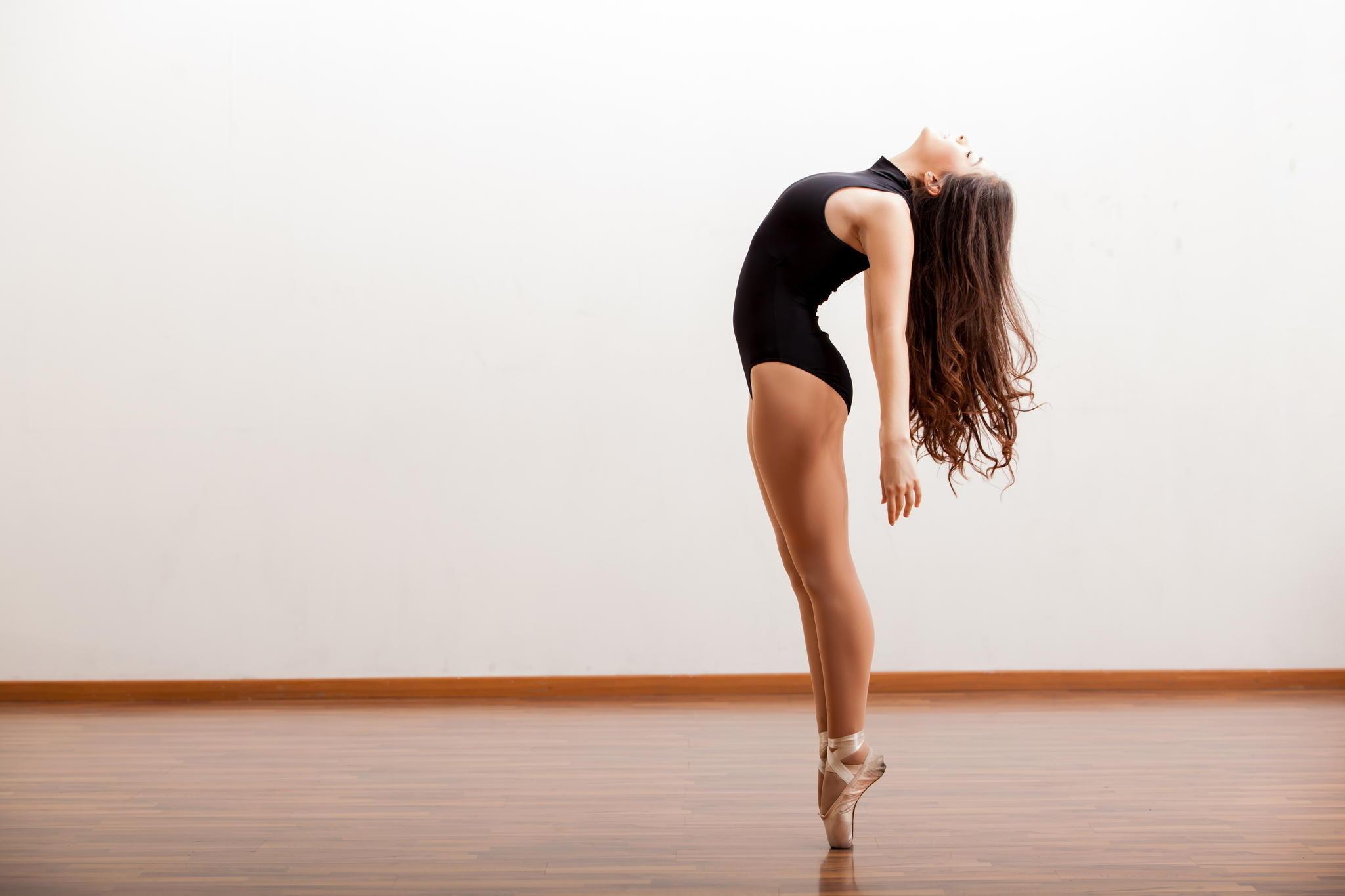 Фото тренировки балерин 6 фотография