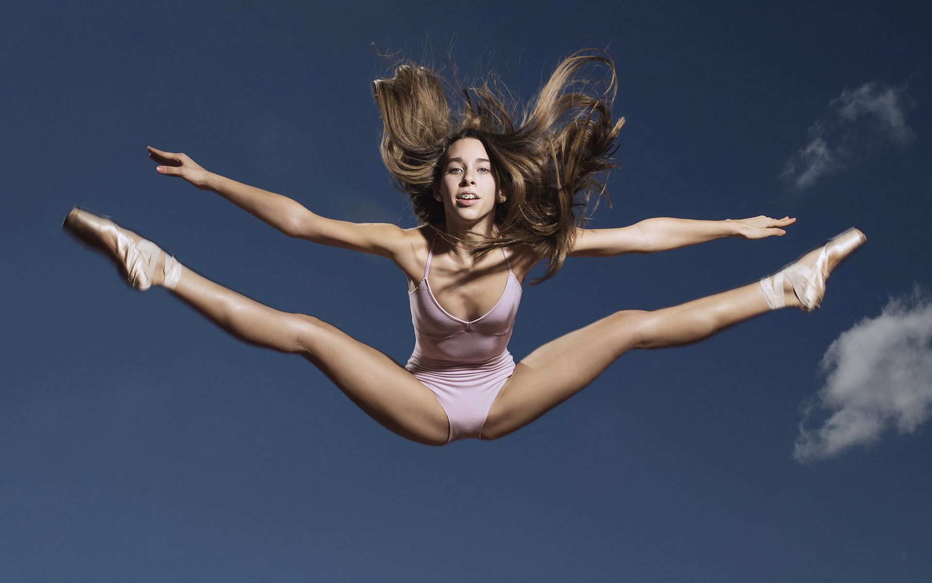 Смотреть голые балерины